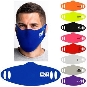 Colorful Fabric Face Mask