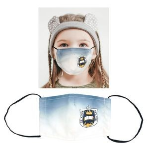 Full Color Children's Face Mask