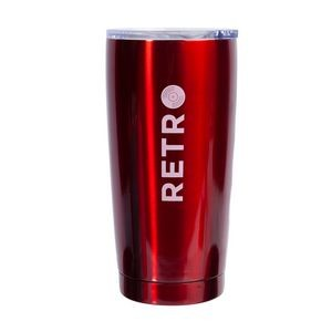 16 oz. Simple Clutch Stainless Steel Tumblers